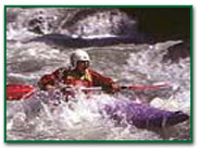 with over 40 great kayaking rivers, Smithers is a whitewater paradise!