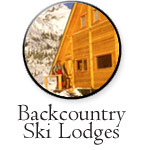 backcountry skiing lodges in BC