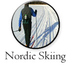 nordic skiing in BC